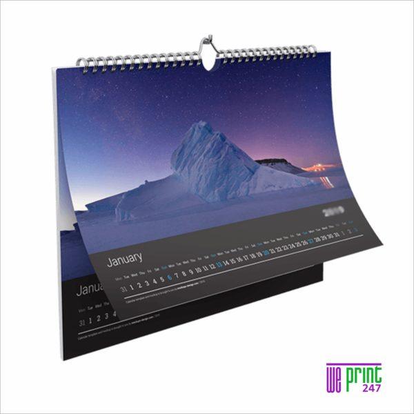 7 page wall calendar printing johannesburg